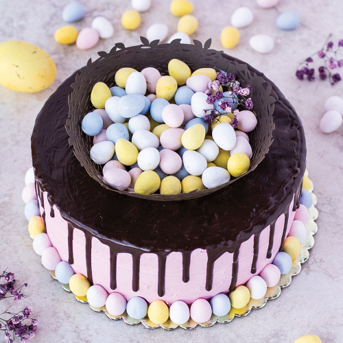 Cake Drip Chocolate
