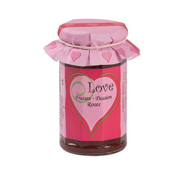SALE!!  Love Jam - A Fruit & Rose Blend