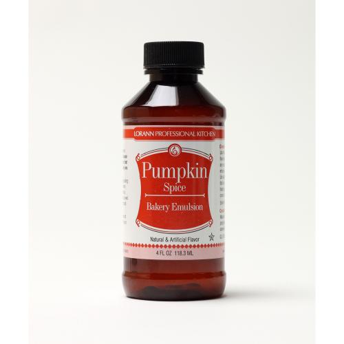 Pumpkin Spice Bakery Emulsion