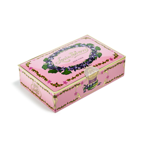 Louis Sherry Truffles in Orchid Gift Tin