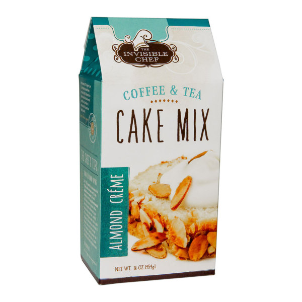 Almond Creme Coffee & Tea Cake Mix