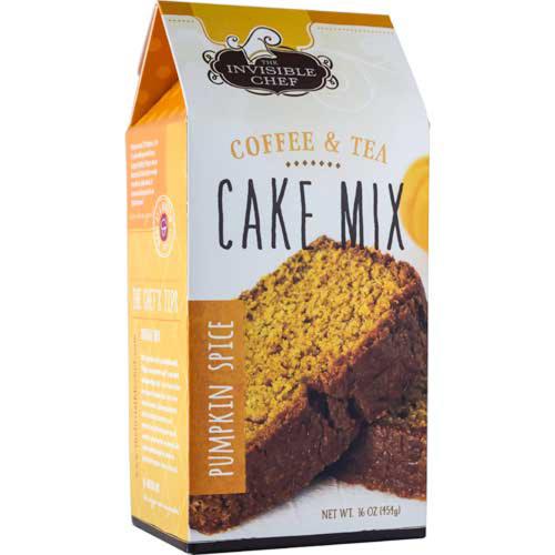 LTD QTY!  Pumpkin Spice Tea Cake Mix