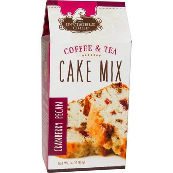 Cranberry Pecan Tea Cake Mix