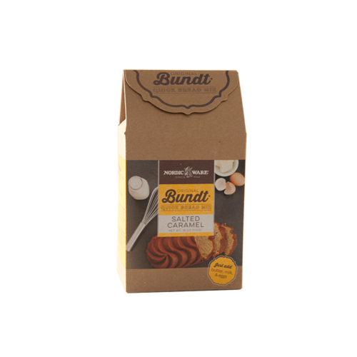 Salted Caramel Quick Bread Mix - Nordic Ware