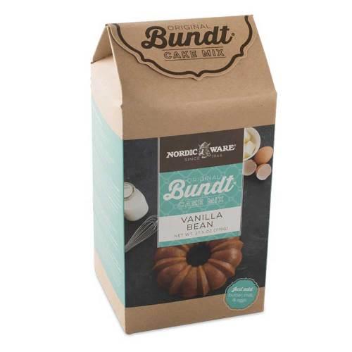 Vanilla Bean Bundt Cake Mix - Nordic Ware