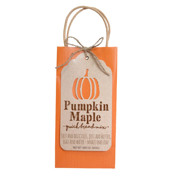 LTD QTY!  Pumpkin Maple Quick Bread Mix