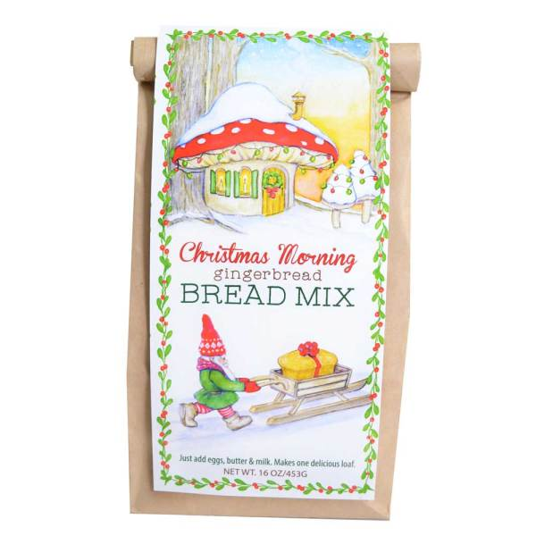 SALE! Gnome Gingerbread Quick Bread Mix