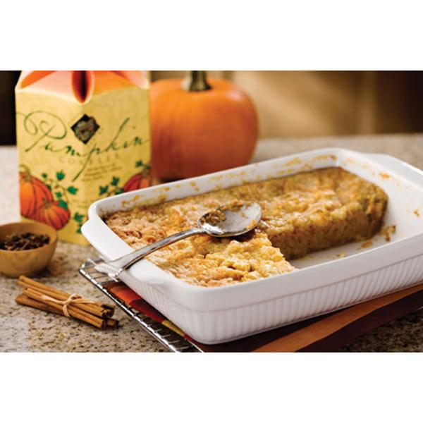 SOS!  Pumpkin Cobbler Dessert Mix