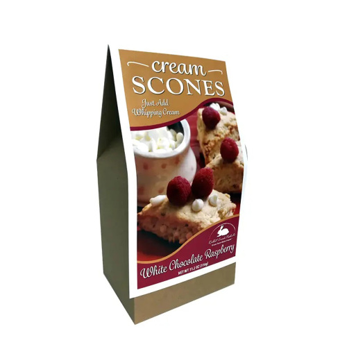 White Chocolate Raspberry Cream Scone Mix