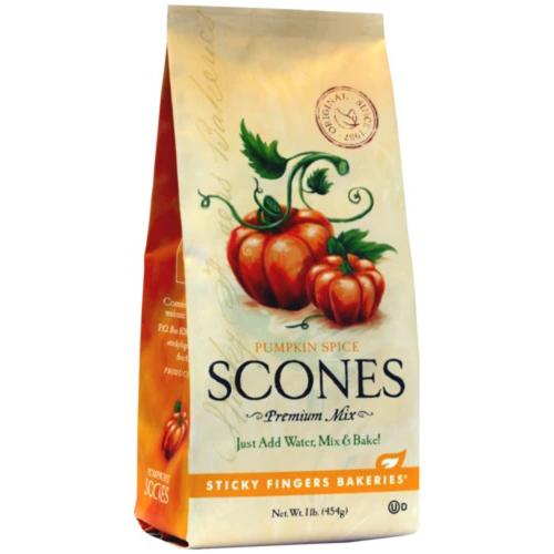 Pumpkin Spice Scone Mix