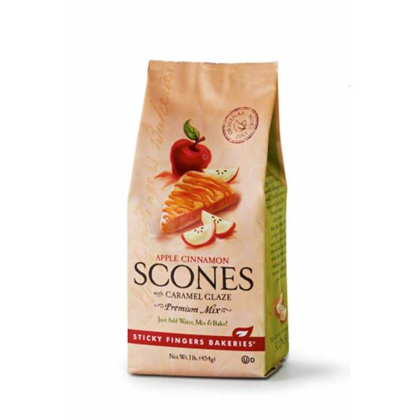 SOS!  Apple Cinnamon Scone Mix