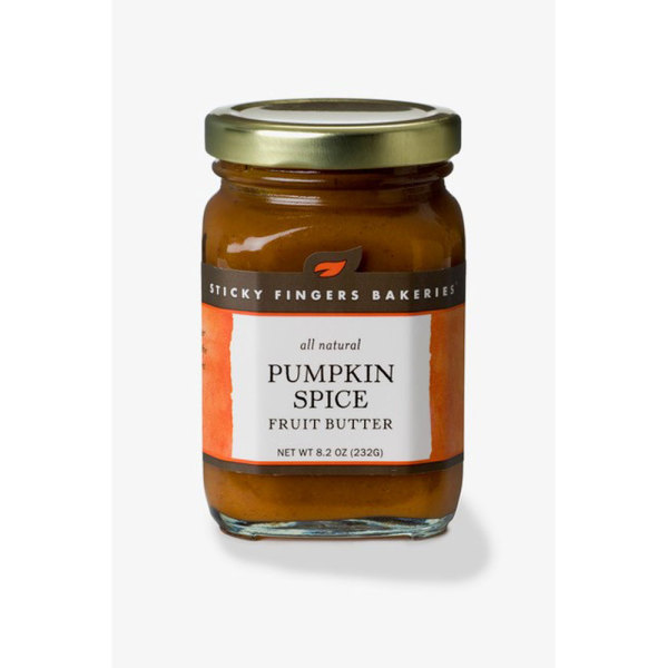 SOS!  Pumpkin Spice Fruit Butter