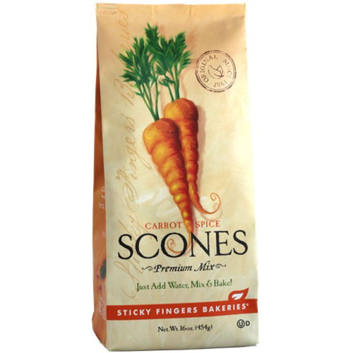 SALE!  Carrot Spice Scone Mix