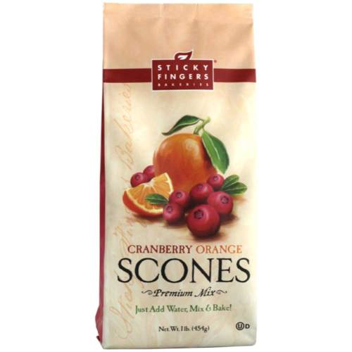 Cranberry Orange Scone Mix