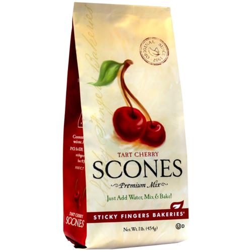 SOS!  Tart Cherry Scone Mix