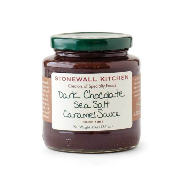 SALE!! Dark Chocolate Sea Salt Caramel Sauce
