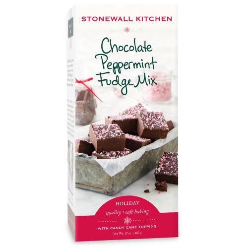 SALE!  Chocolate Peppermint Fudge Mix