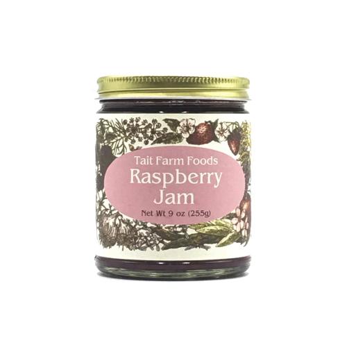 Premium Raspberry Jam