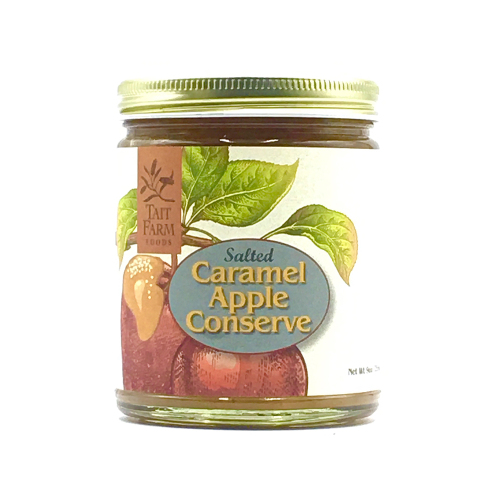 SALE!  Salted Caramel Apple Conserve