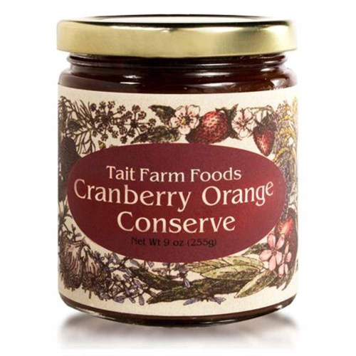 Cranberry Orange Conserve