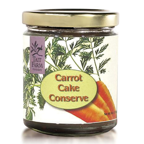 SALE!  Carrot Cake Conserve