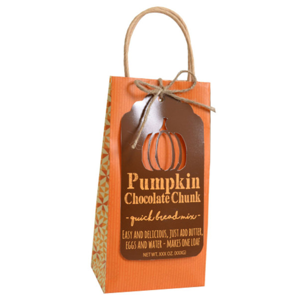 Pumpkin Chocolate Chunk Quick Bread Mix