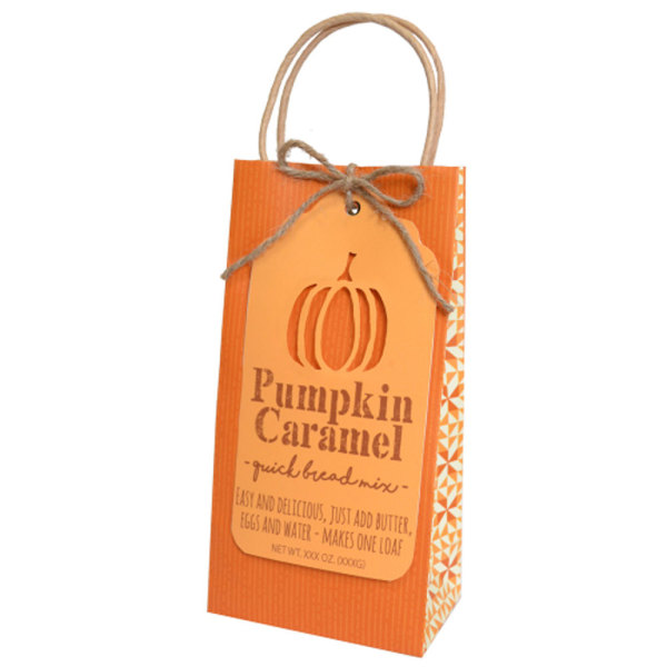 LTD QTY! Pumpkin Caramel Quick Bread Mix