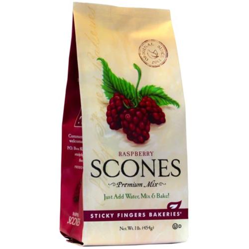 LTD QTY!  Raspberry Scone Mix