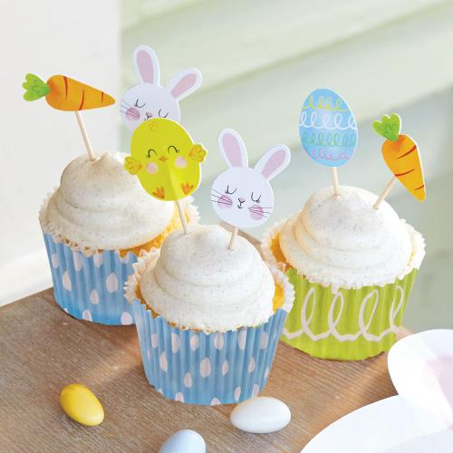 LTD QTY!  Hoppity Easter Cupcake Kit