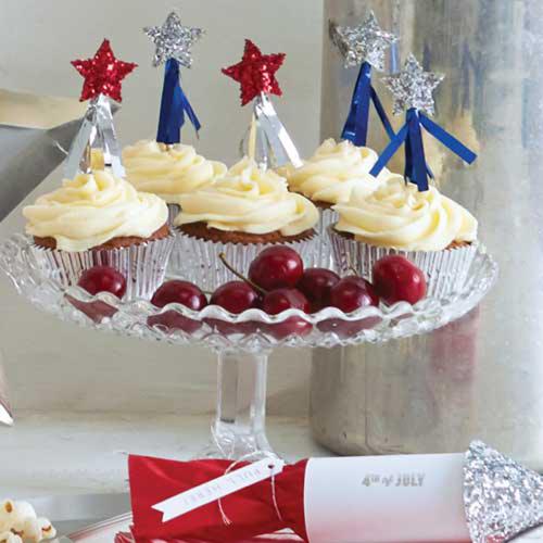 Patriotic Cupcake Kit