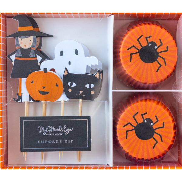 SALE!  Halloween Cupcake Kit