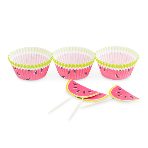 Watermelon Cupcake Kit
