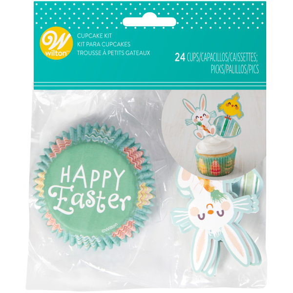 SALE!  Happy Easter Cupcake Kit