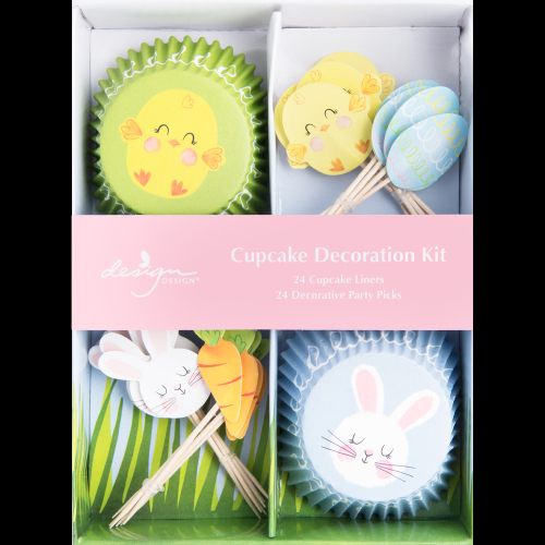 Hoppity Easter Cupcake Kit