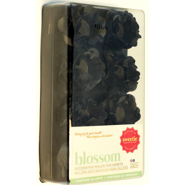 Black Blossom Treat Wrappers
