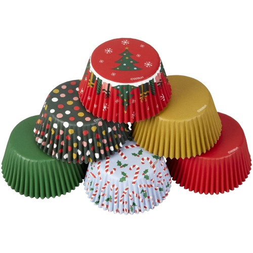 SOS!  Traditional Holiday Baking Cups