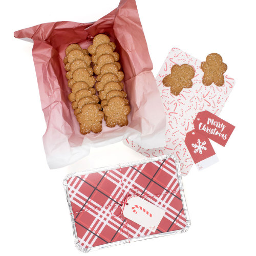 SALE!  Holiday Treat Tins