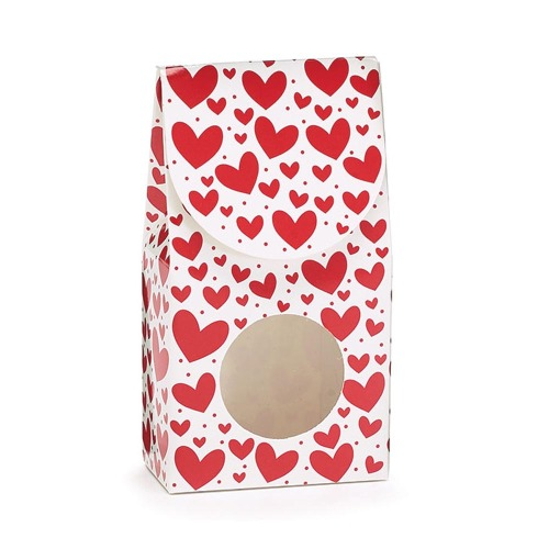 Valentine Candy Boxes
