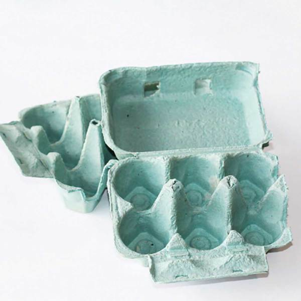 Teal Egg Cartons