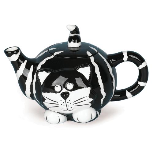 LTD QTY!  Chester Cat Teapot