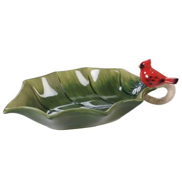 SALE!  Holly Leaf Bowl