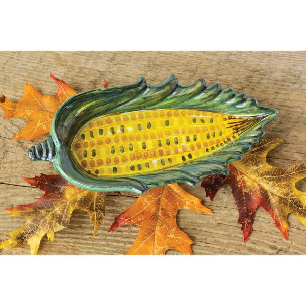 Corn Butter Dish