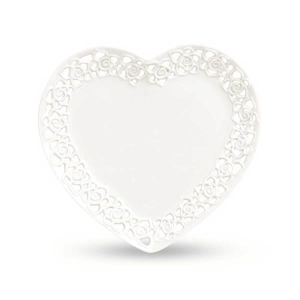Heart Shape Plate