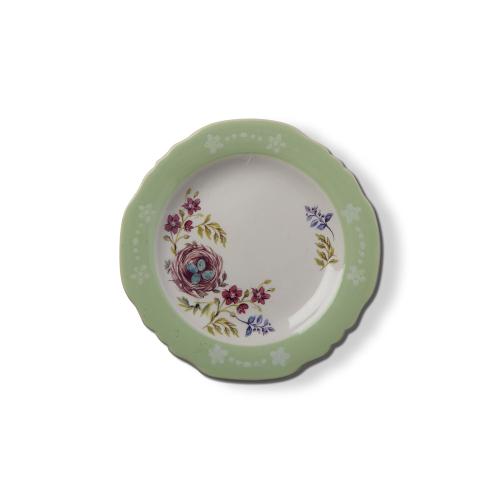 Meadow Nest Appetizer Plate