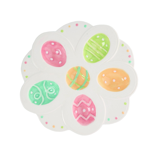 SALE!  Easter Parade Egg Dish