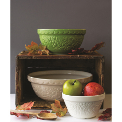 Fox Embossed Cream Color All-Purpose Bowl .95 QT by Mason Ca