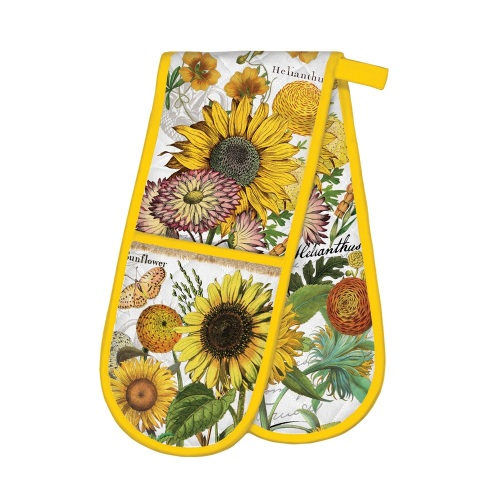 Sunflower Double Oven Glove