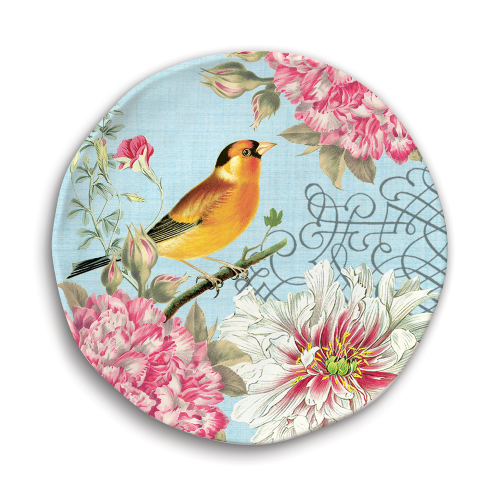 Garden Melody Accent Plate Set of 4