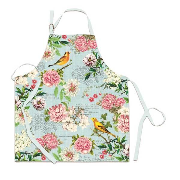 Garden Melody Chef Apron