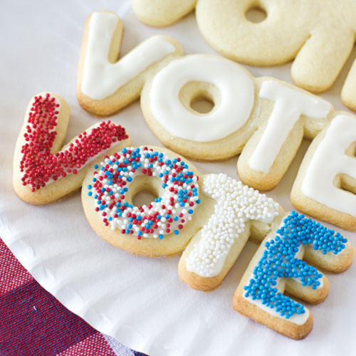 VOTE Cookie Cutter